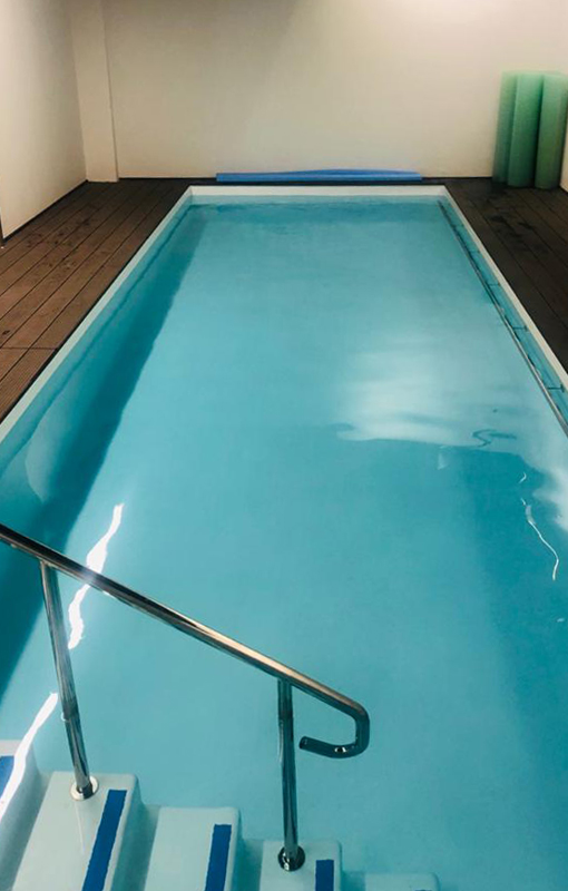 Hydrotherapy, pool based physiotherapy, Claremont hydrotherapy